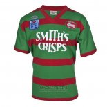 Maglia South Sydney Rabbitohs Rugby 1989 Retro