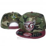 NRL Cappelli Manly Warringah Sea Eagles Camuflaje