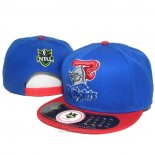 NRL Cappelli Newcastle Knights Blu Rosso