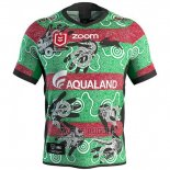 Maglia South Sydney Rabbitohs Rugby 2019 Indigeno