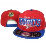 NRL Cappelli Newcastle Knights Rosso Blu