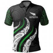 Maglia Polo All Blacks Rugby 2021 Indigeno