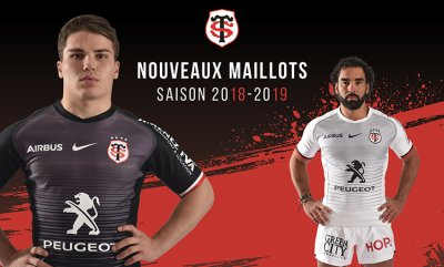 ​Maglia Stade Toulousain rugby 2019-2020