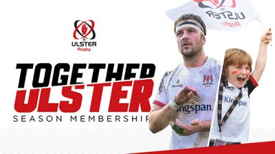 Maglia Ulster rugby 2019-2020