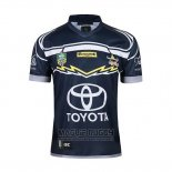 Maglia North Queensland Cowboys Rugby 2018 Home