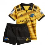Maglia Bambini Kit Hurricanes Rugby 2018 Home
