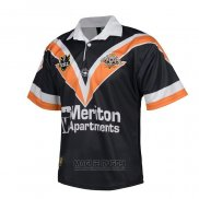 Maglia Wests Tigers Rugby 1998 Retro