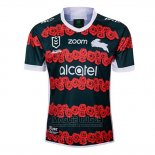 Maglia South Sydney Rabbitohs Rugby 2019-2020 Commemorativo
