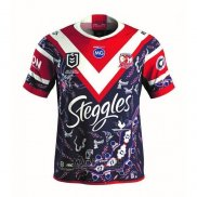 Maglia Sydney Roosters Rugby 2021 Indigeno