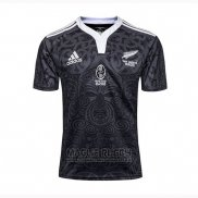 Maglia Nuova Zelanda All Blacks Maori Rugby 100th Commemorativo