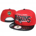 NRL Cappelli Dragons Rosso