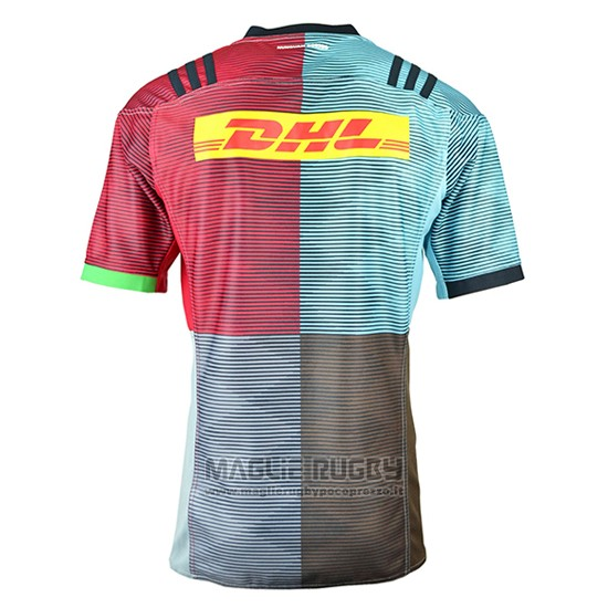 Maglia Harlequin Rugby 2018-2019 Home