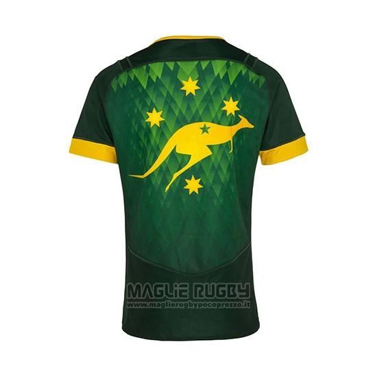 Maglia Australia Rugby 2019-2020 Allenamento