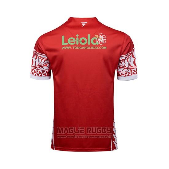 Maglia Tonga Rugby 2017 Home