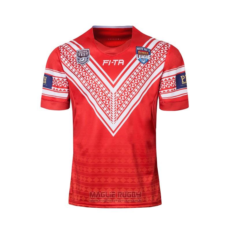 Maglia Tonga Rugby 2019 Home