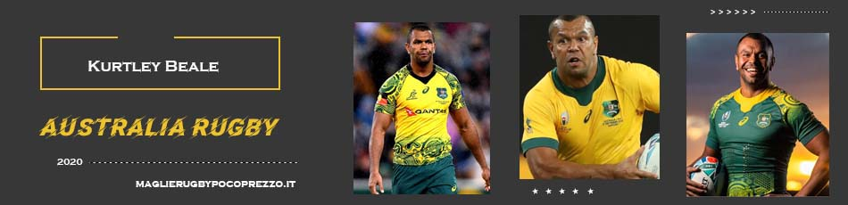 Kurtley Beale Australia 2020