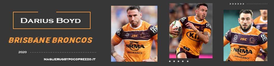 Darius Boyd Brisbane Broncos 2020