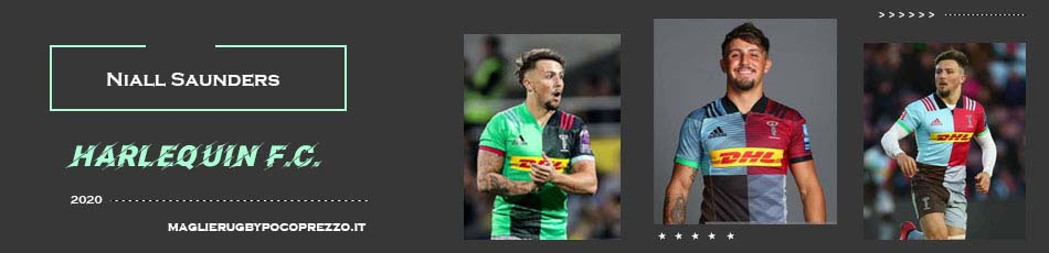 Niall Saunders Harlequin F.C 2020