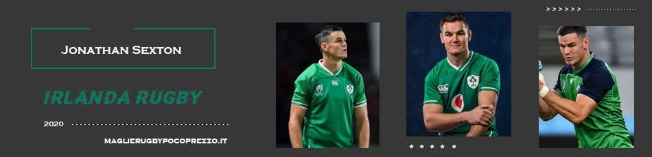 Jonathan Sexton Irlanda 2020