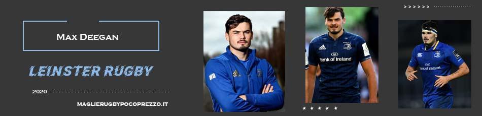 Max Deegan Leinster 2020