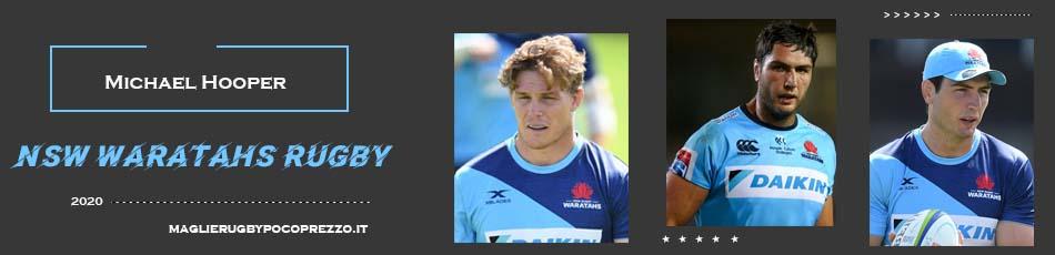 Michael Hooper NSW Waratahs 2020