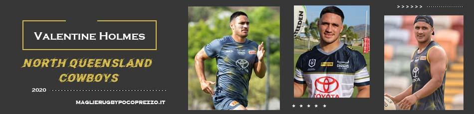 Valentine Holmes North Queensland Cowboys 2020