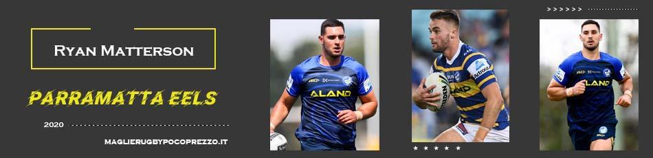 Ryan Matterson Parramatta Eels 2020