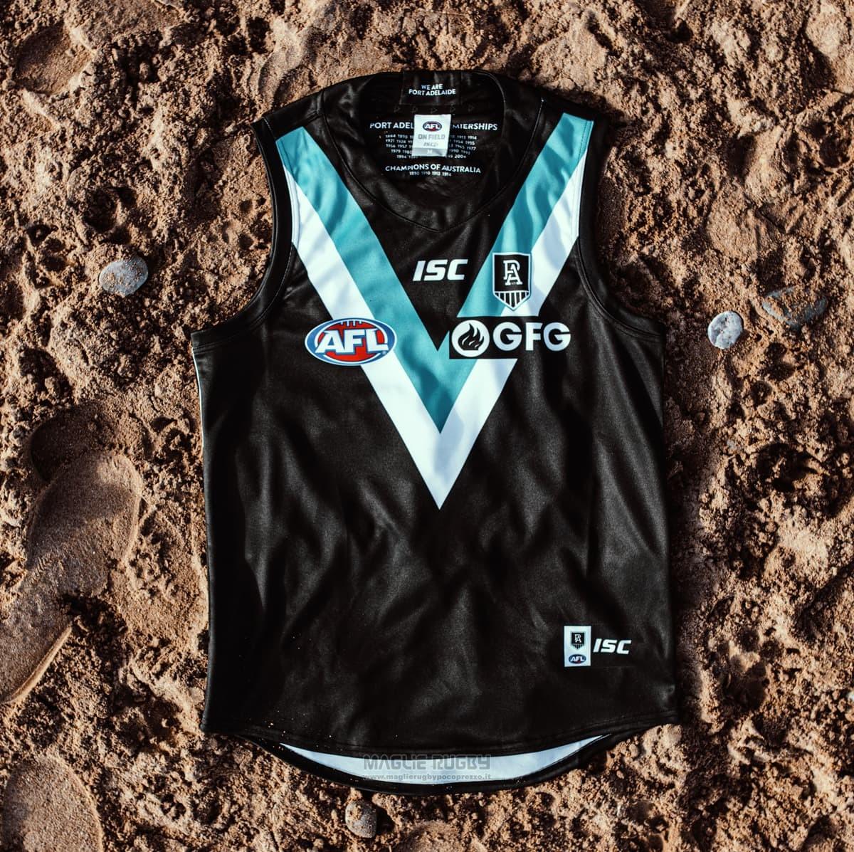 Maglia Port Adelaide AFL 2020 Home