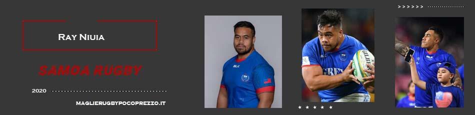 Ray Niuia Samoa 2020