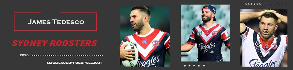 James Tedesco Sydney Roosters 2020